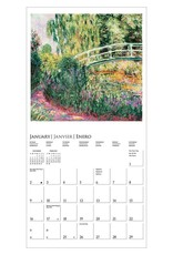 Monet 2022 Mini Wall Calendar