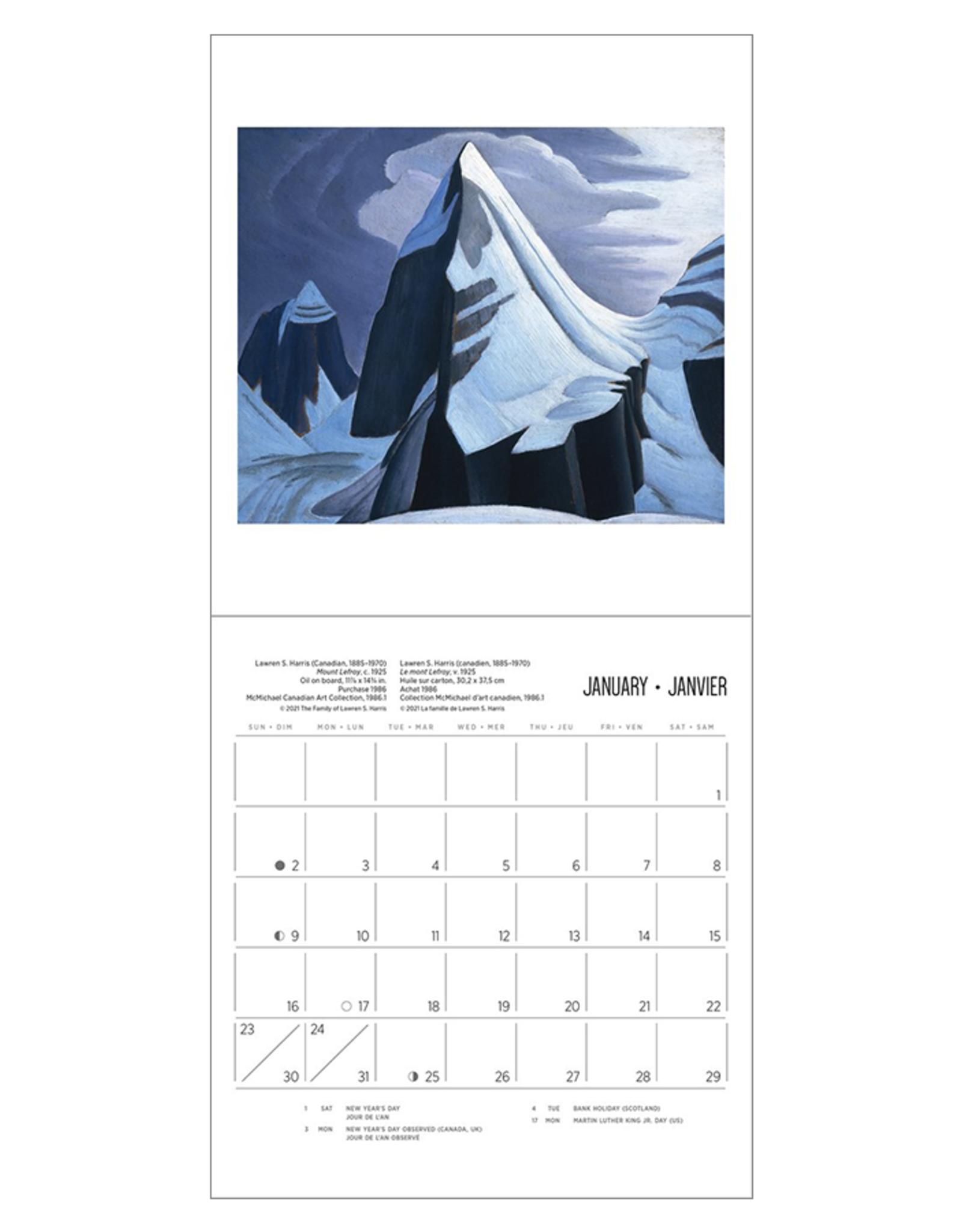 The Group of Seven 2022 Mini Wall Calendar