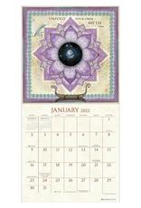 Illuminated Rumi 2022 Wall Calendar