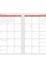 Fun Pattern 2022-2023 Pocket Calendar
