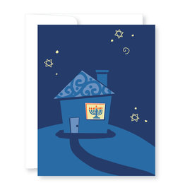 Happy Chanukah Boxed Cards