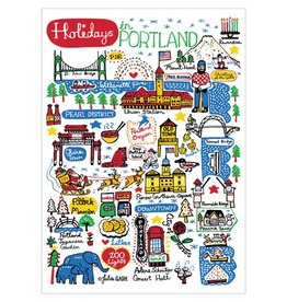 Holidays in PDX Boxed Cards
