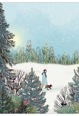 Winter Walk Boxed Cards