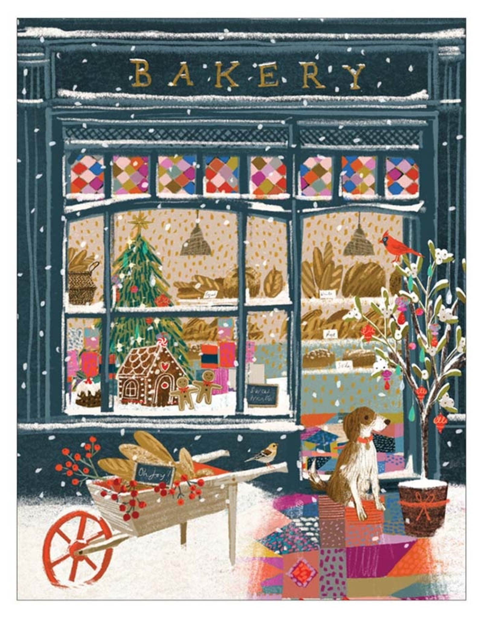 Holiday Bakery Boxed Cards