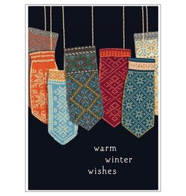 Winter Wish Mittens Boxed Cards