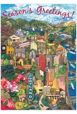 Portland Cityscape Boxed Cards