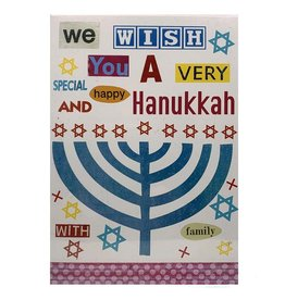 Hanukkah Wishes Boxed Cards
