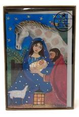 Nativity Scene Boxed Cards