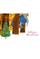 Animals & Tree Boxed Cards