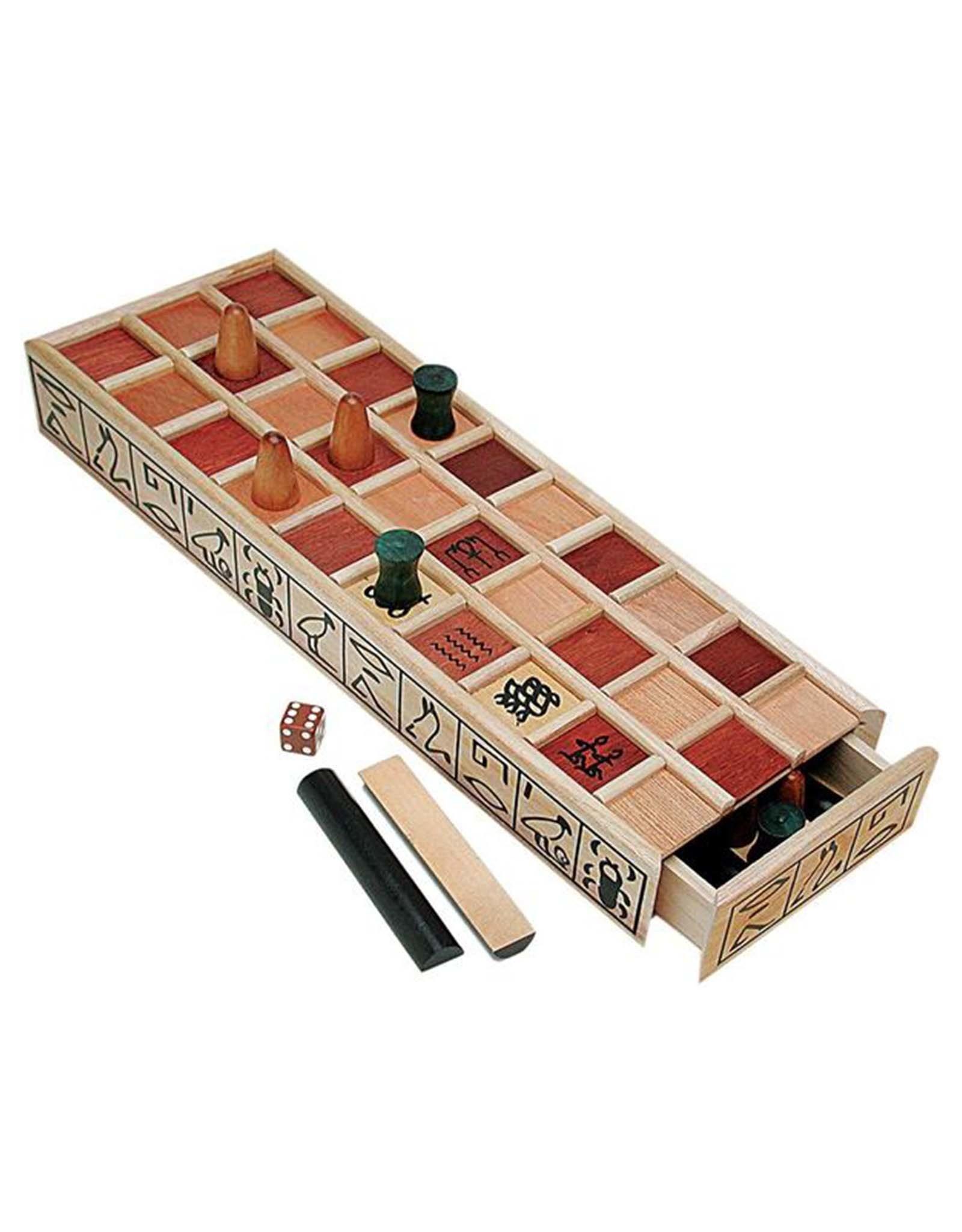 Senet Ancient Egyptian Game