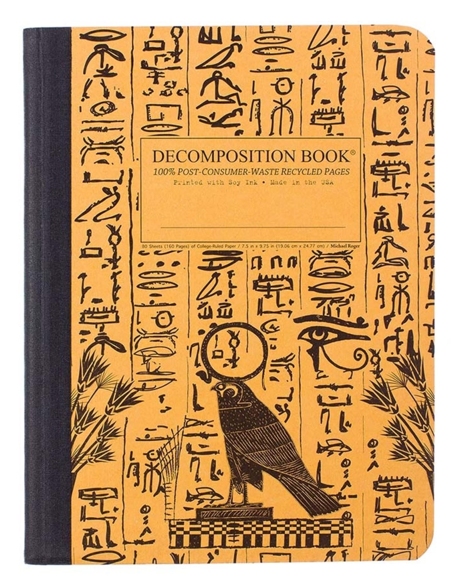 Decomposition Book Hieroglyphics