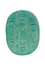 Hand-carved Soapstone Scarab