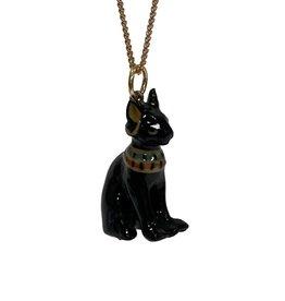 Egyptian Bastet Necklace
