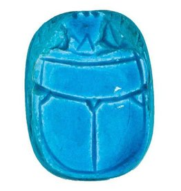 Blue Scarab Magnet