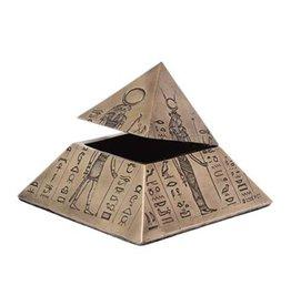 Egyptian God Pyramid Box