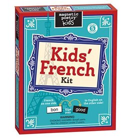 Magnetic Poetry Kids' French