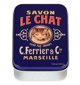 Savon Le Chat Mini Tin