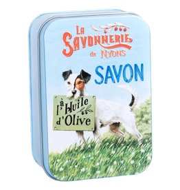 Jack Russell Soap Tin