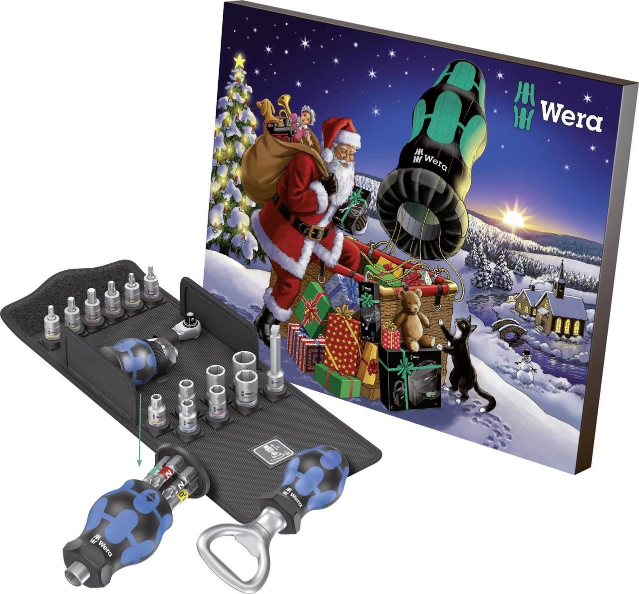 Wera Advent Calendar 2020-1