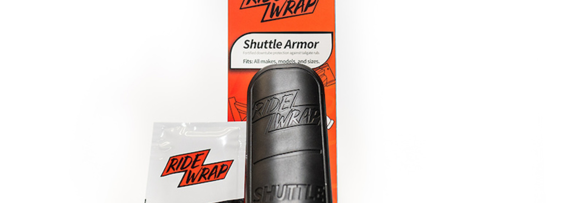 RideWrap Shuttle Armor Black