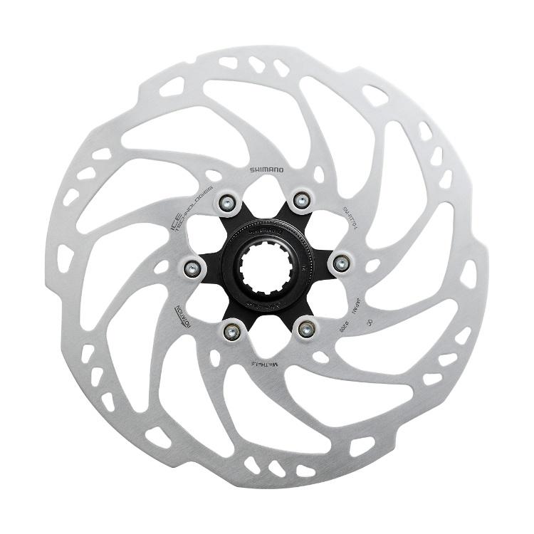 Shimano Rotor, SM-RT70, W/Lock Ring-1