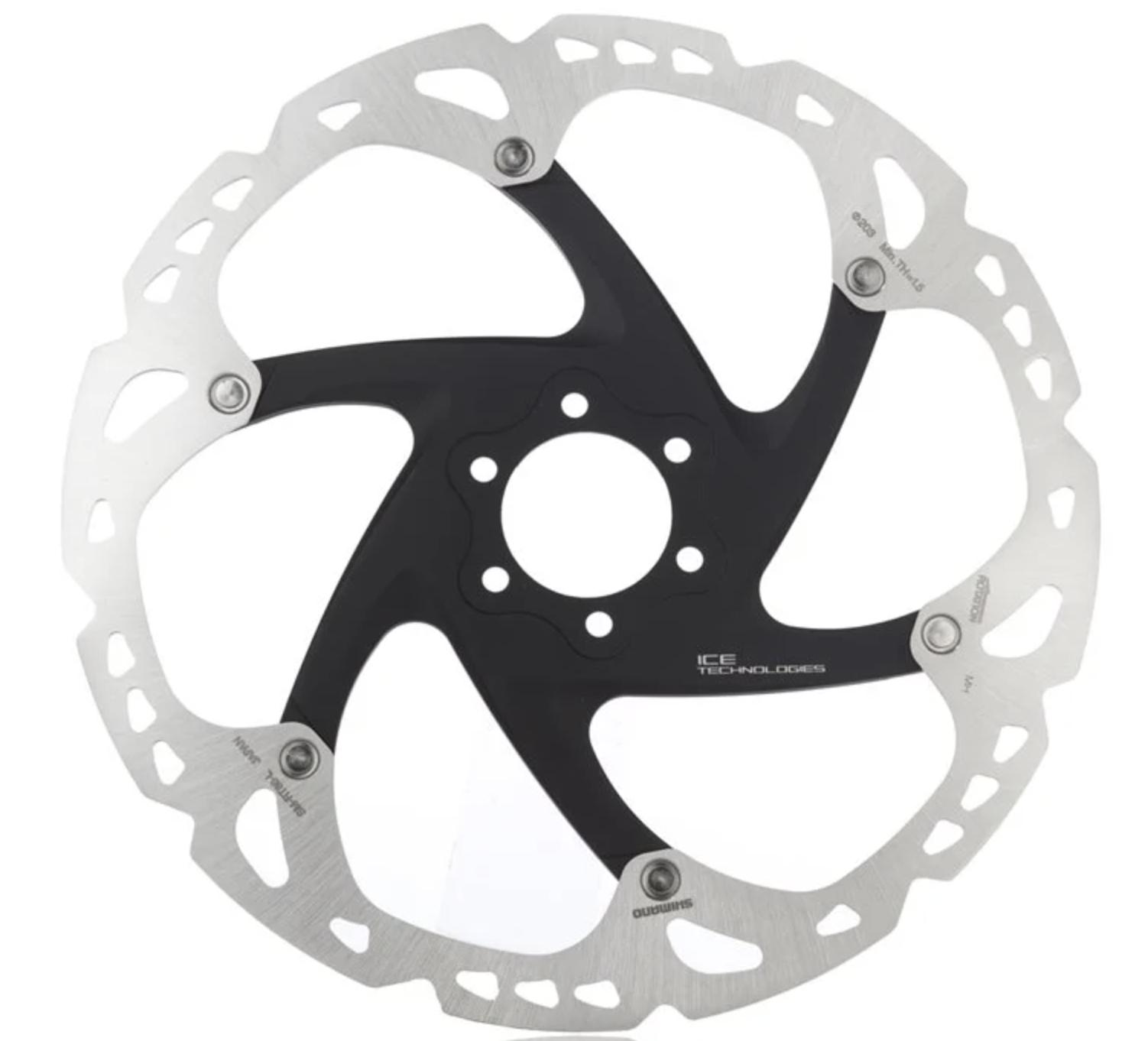 Shimano Rotor SM-RT86 / ISO 6-Bolt-1