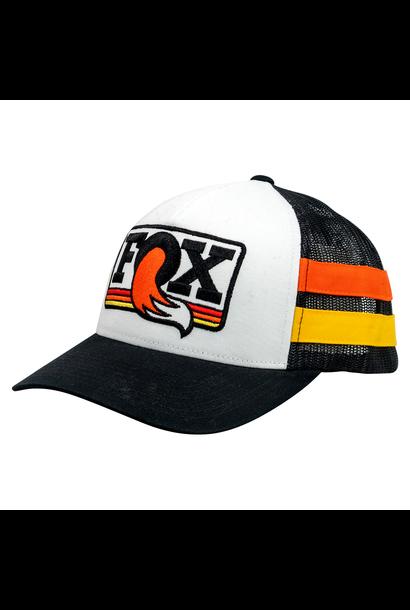 Fox Heritage Trucker Hat Black