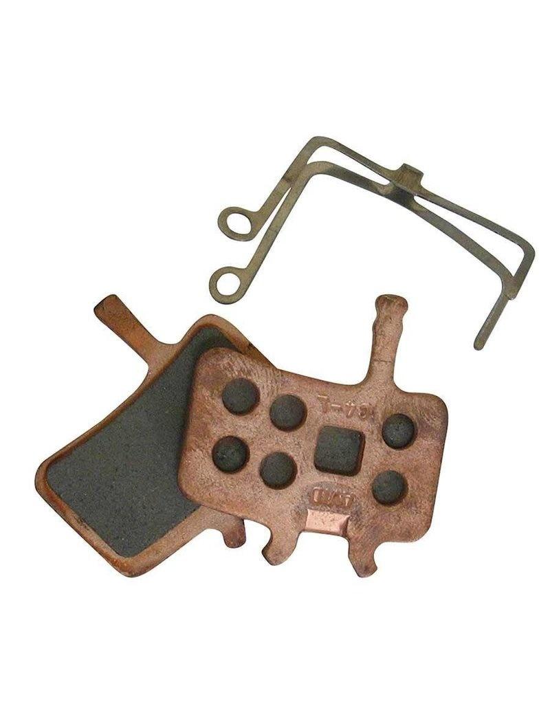 Avid Brake Pads Avid Juicy BB7 Sintered Metal Steel Back Plate Pair-1