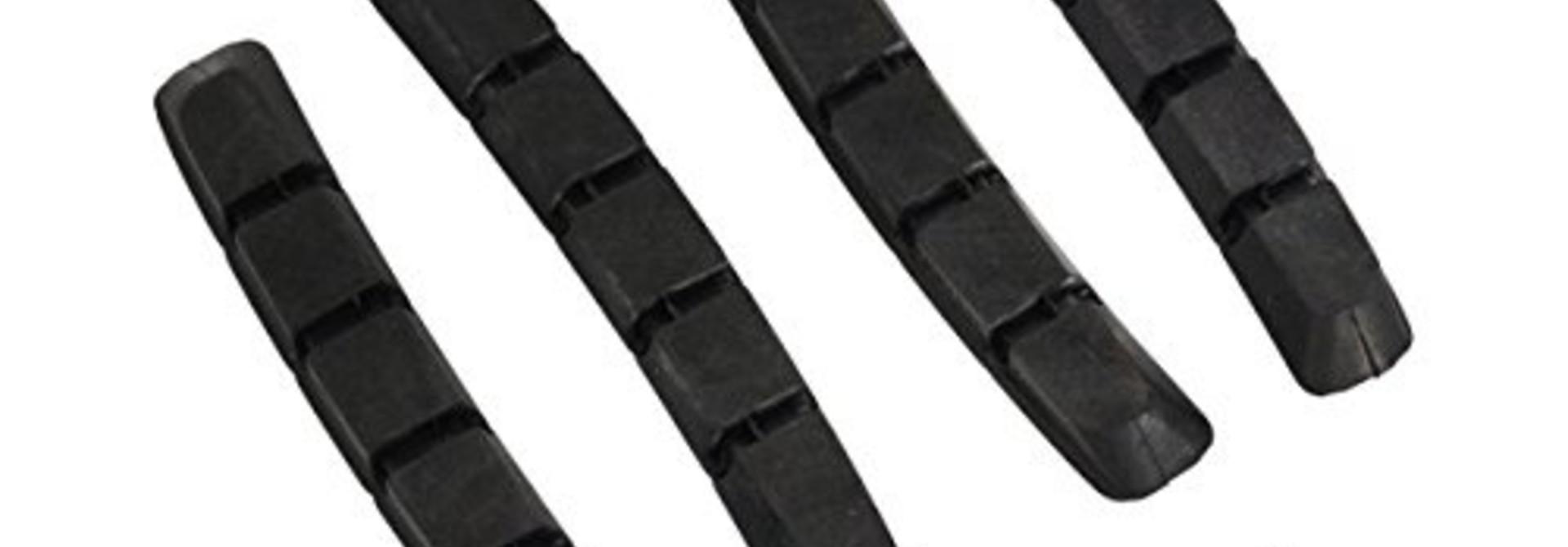 Shimano M70CT4 (severe) (2pair) Shoe pads for cartridge-type brake shoes