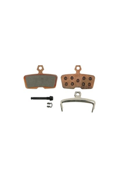 SRAM Disc Brake Pads Avid Code 2011+, Guide RE,  Metallic