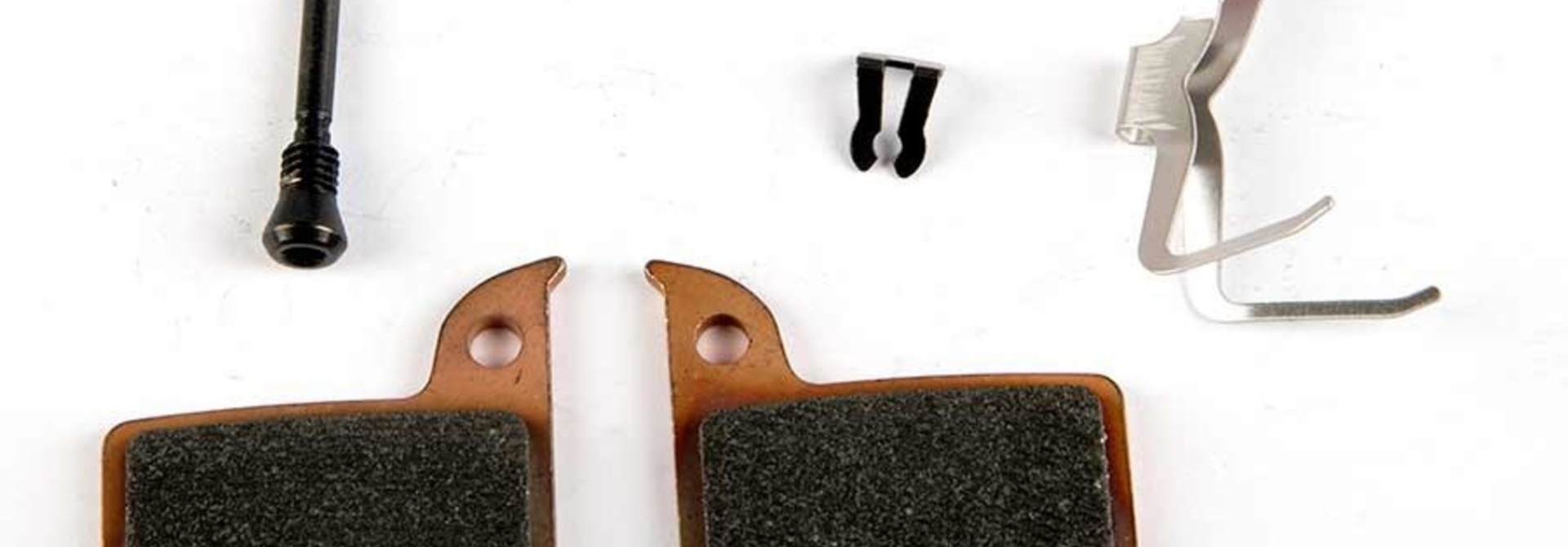 SRAM, Level TLM, Level Ultimate, HRD, Disc Brake Pads, Shape: SRAM HRD/Level TLM, Metallic, Pair