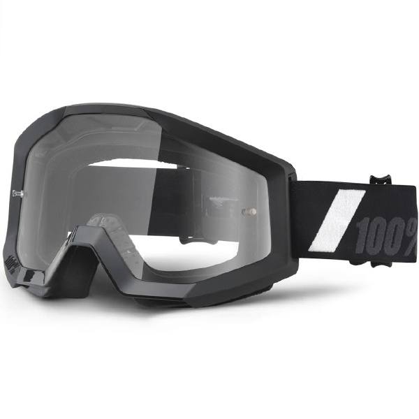 100% Strata Youth Goggles Goliath Clear Lens-1