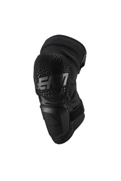 Leatt Knee Guard 3DF Hybrid  Large/ Extra Large Black