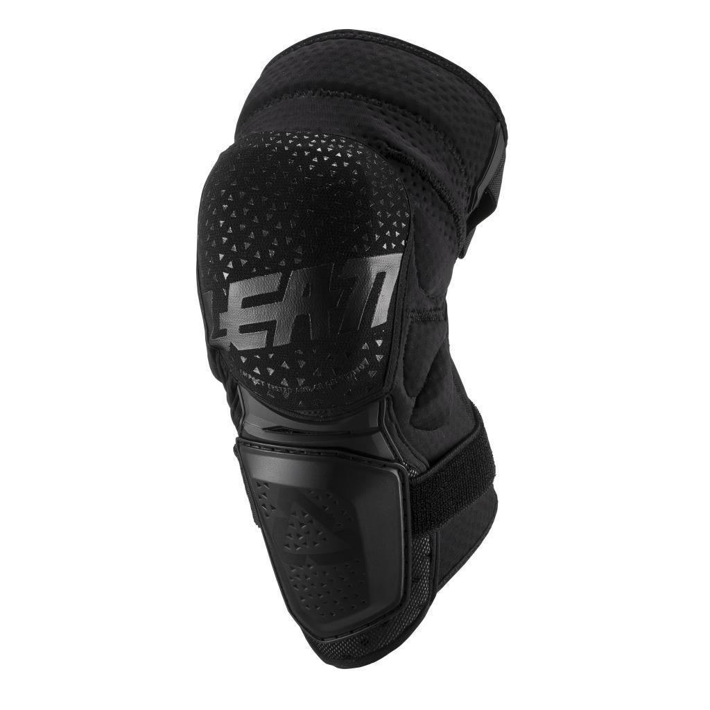 Leatt Knee Guard 3DF Hybrid  Large/ Extra Large Black-1