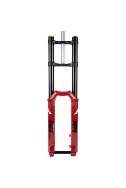 Marzocchi Bomber 58, 27.5in, 203, 20x110, 52mm rake, Red