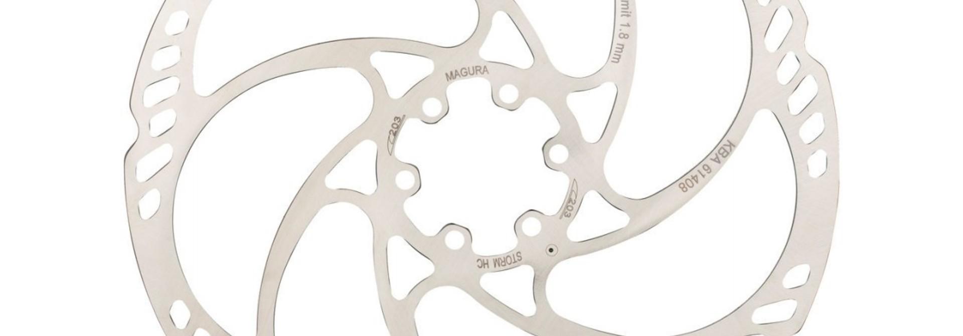 Magura Storm HC Rotor, ISO 6 bolt