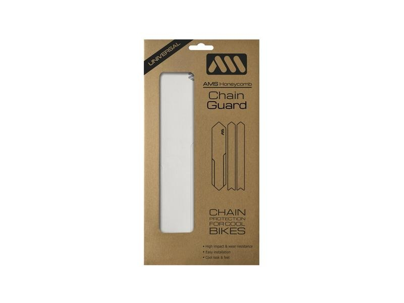 All Mountain Style CHAIN GUARD CLEAR/SILVER-1