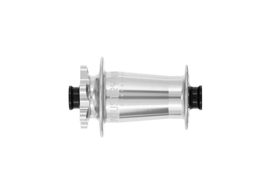I9 Hydra Classic Front hub, Silver, 15x110, 6 bolt, 32h-1