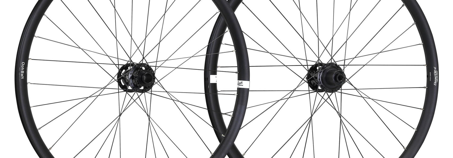 Spank Spike 33 Wheelset 27.5 150/157 20x110