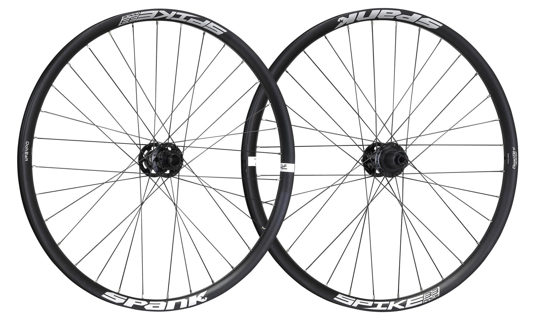 Spank Spike 33 Wheelset 27.5 150/157 20x110-1