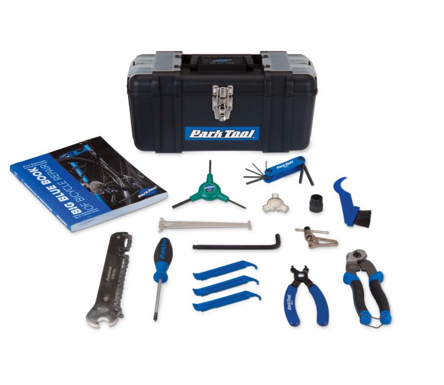 Park Tool, SK-4, Home Mechanic Starter Kit, 15 tools-1