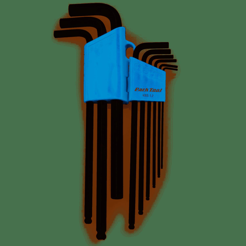 Park Tool HXS-1.2 Hex Set (1.5-10MM)-1