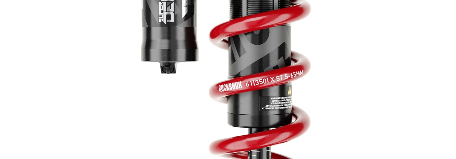 Rockshox Super Deluxe Ultimate Coil A2