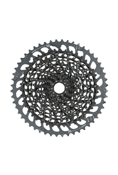 SRAM GX Eagle Cassette, 12spd, 10-52T Black