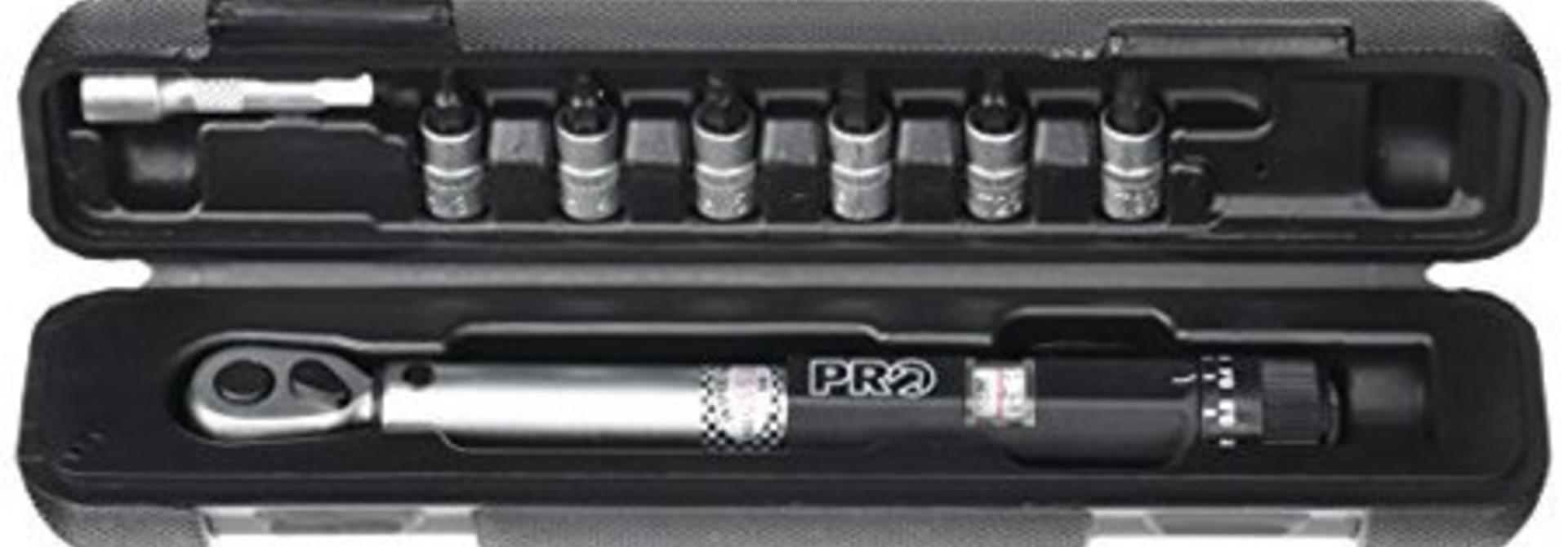 Shimano Tool, Torque Wrench Adjustable 3-15 NM