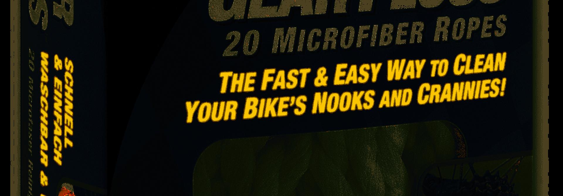 Finish Line Gear Floss (20/PKG)