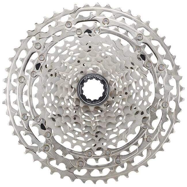 Shimano Casette Sprocket, CS-M5100-11, Deore, 11-Speed, 11-51T-1