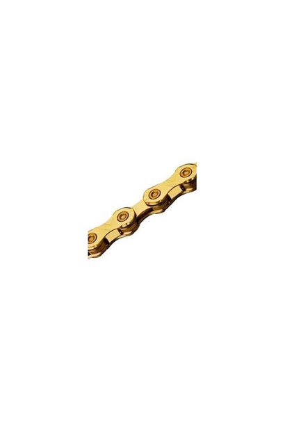 KMC, X12-Ti, Chain, Speed: 12, 5.2mm, Links: 126, Gold