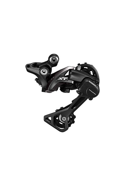 Shimano Rear Derailleur, RD-M8000, Deore XT, GS 11-Speed, For 1X11/2X11,  Top-Normal Shadow Plus , Direct Attachment (Direct Mount Compatible )