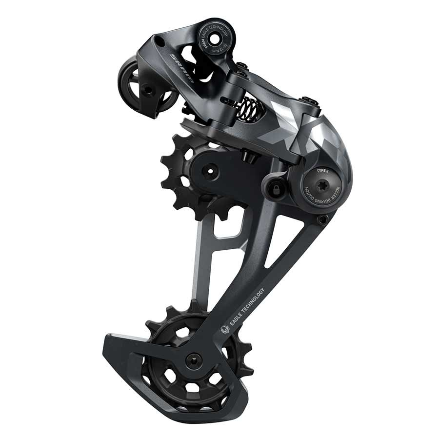 SRAM X01 Eagle Rear Derailleur - 12-Speed, Long Cage, 52t Max, Lunar-1